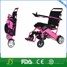 Cadeira de rodas elétrica de 4 rodas para idosos