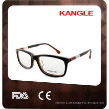 2014 heiße Verkaufsmarke Acetat optische Gläserrahmen