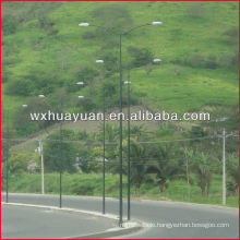 Round Conical Steel Ligting Pole