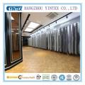Chine Fournisseur Yintex 100% coton satiné coton teint en tissu sergé