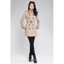 High Quality Women′s Long Winter Coat for Ladies