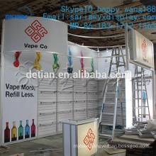 Modular exhibition stands/exhibition display shelf/ standard 10x20 exhibition booth