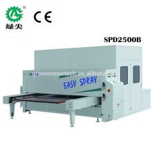 Máquina de pulverización de enyesado de cemento automática de la mejor calidad de China de la puerta de madera