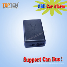 OBD II conector GPS carro alarme Suporte Can-Bus-Tk218, carro remoto Starter, tempo real Online Tracking (WL)