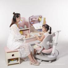 IGROW Kinderschreibtisch verstellbarer Kinderschreibtisch