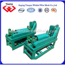 coil wire rod straightening and cutting machine