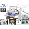 2 Heads Cap T-Shirt Flat Shoes Computerized Embroidery Machine of new condition wholesale price