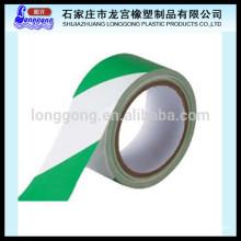 Cinta de precaución de color PVC para advertencia / cinta de marcado de piso