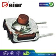 Daier KFC-007 7.3 * 7.2 Red Button IP67 Wasserdichter Taktschalter