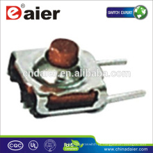 Daier KFC-007 7.3 * 7.2 Botão Vermelho Interruptor Tato À Prova D 'Água IP67