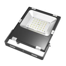 5 ans de garantie 30W LED projecteur avec Ce RoHS imperméable à l'eau