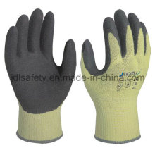 Heat Contacted Work Glove with Sandy Nitrile Coating (NK3033)