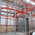 Automatic Spray Painting Line Installed in Spain,