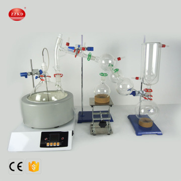 Laboratory Use Essential Oil Short Path Distillation