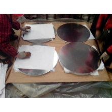 1050 1060 1100 3003 fabricante de círculo de alumínio