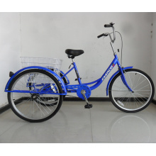 "Hot Sale 24"" Pedal Assist Trike (FP-TRCY039)"