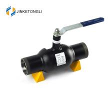 JKTL2B020 válvula de diafragma forjada de 2 piezas de acero inoxidable