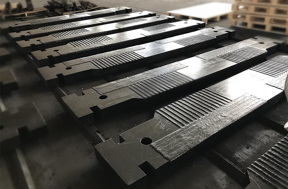 Chromium Carbide Grizzly Bar