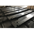 Chromium Carbide Clad Grizzly Bar of Sinter Machine