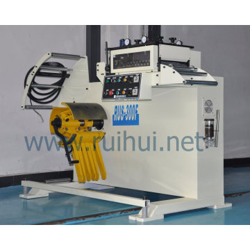 Uncoiler Machine Ensure The High Level of Material Flatness