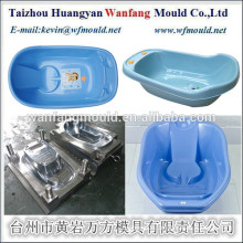 plastic injection baby bath seat mould suppliers