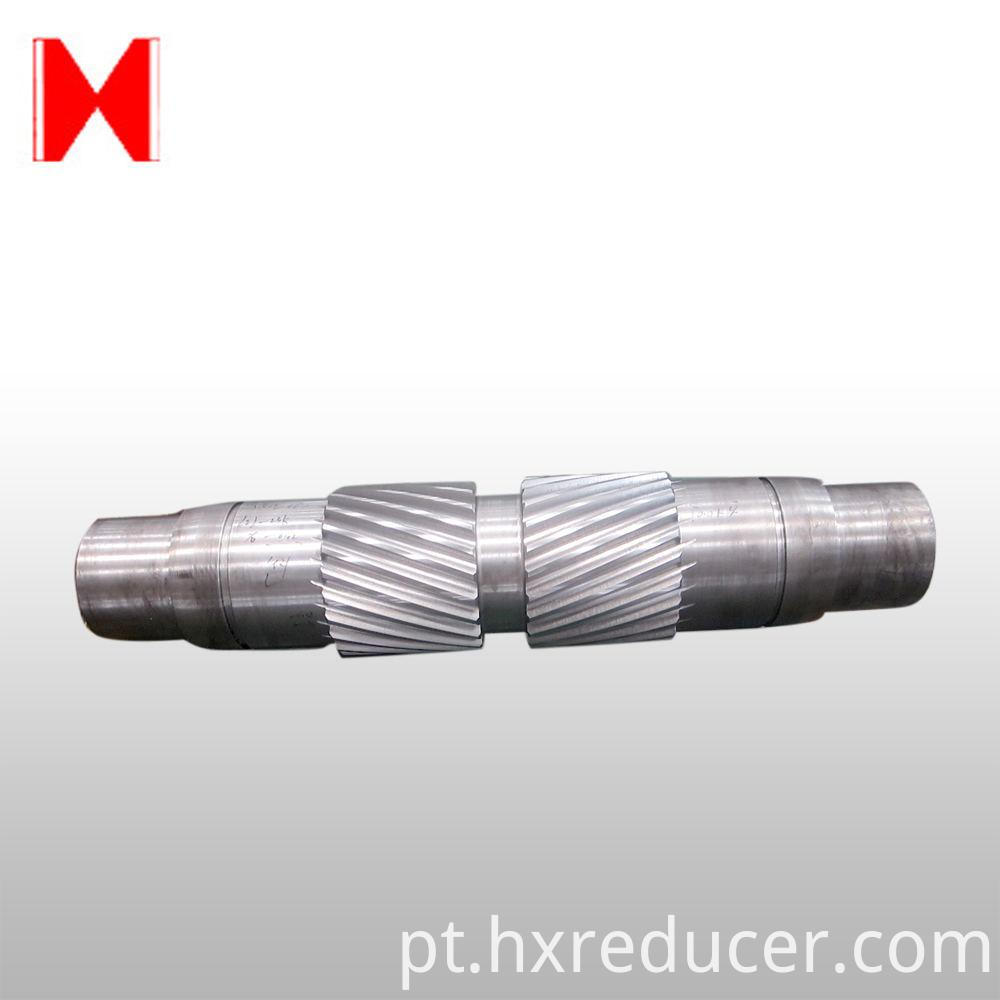 Casted Gear Shaft