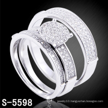 High-Quality Fashion Jewelry Crystal Rings (S-5598. JPG)