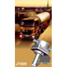 Fuel Sensor Working with GPS Tracker to Protect Your Fleet