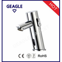 Lead Free Cold & Warm Water Integrate Infrared Tap Basin Faucets 8907