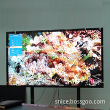 LCD Outdoor Advertising Player with 1,920 x 1,080 Pixels Resolution and 82-inch Display Screen