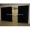 Schwarze Bühnenvorhänge, LED-Bühnenvorhang