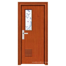 Porta do quarto porta de vidro (fd-1098)