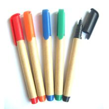 Рециркулированная Бумажная ручка шарика для Промотирования (ХL-11502)