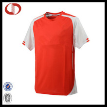 High Quality New Design Short Sleeve Soccer Jersey