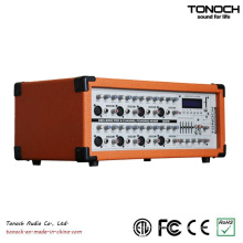 Tonoch 8 Channel Power Box Mixing Console