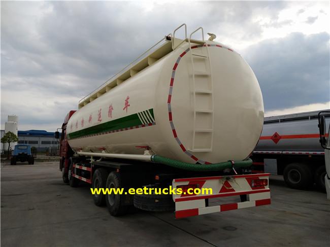 Bulk Flour Tankers
