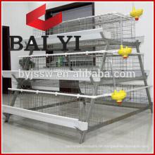 Geflügel Hühnerfarm Shed Design Huhn Schicht Käfig
