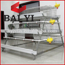 Galinha de aves de capoeira Ched Design Design Chicken Layer Cage