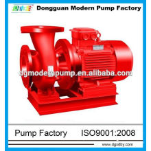 ISW series end suction inline water pump