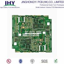 8 Layer Multilayer Fr4 Based Blind Buried Via PCB