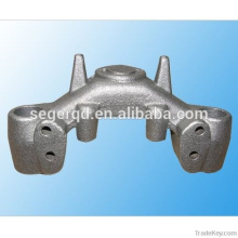 Precision sand iron casting mining parts