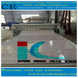 Plastic Stone Board/Sheet Extrusion/Extruder/Extruding Line