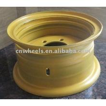 25 inch wheels,construction wheel/ medium duty 5 piece