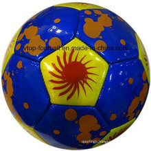 Machine Stitched PVC Soccer for Sporting