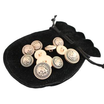 Antique Eagle Metal Buttons สำหรับแจ็คเก็ตเสื้อโค้ท