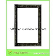 Nuevo espejo de madera de piso de moda para la decoración