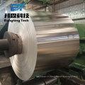 3003 h24 bobines d'aluminium pour les détecteurs de métaux de toiture à bas prix