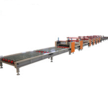 Magnesium plate glass making machine