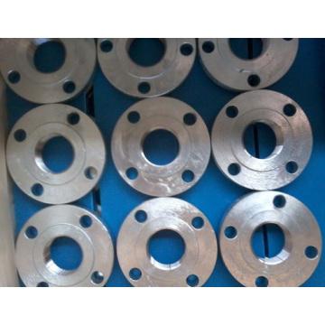 Flange cega de aço carbono forjada de aço inoxidável do ANSI 304 304L 316