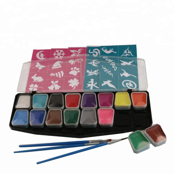 Face Painting Factory Grande couverture Halloween Face Paint